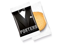 1 Mini Shortbread Digital Print Flow Bag