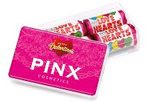 Love Heart Sweets Valentines Maxi Rectangle