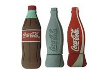 Coke Bottle Custom USB