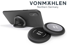 Corporate Branded Vonmahlen Backflip Smartphone Ring Grip