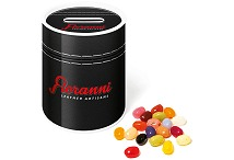 Jelly Bean Money Box Tin Corporate Gift