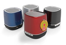 Logo Bluetooth Speakers Jingle