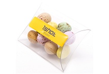 Speckled Chocolate Eggs Large Pouch