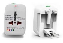 Logo Universal Travel Adaptor
