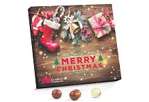 Promotional Desk Advent Calendar Brandt