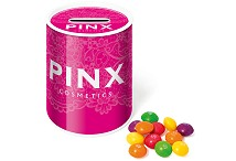 Promotional Money Box Tin Skittles Sweets