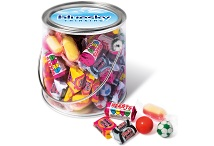 Promotional Retro Sweets Maxi Bucket