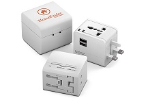 Promo Travel Adaptor