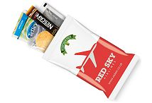 Tea Coffee Sugar Shortbread Biscuit Mini Pack with Branded Bag