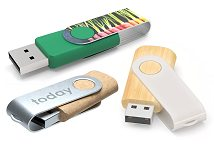 Twister USB Sticks