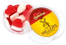 Valentines Heart Throbs Promotional Sweets