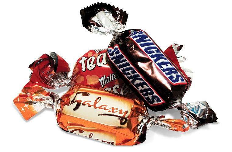 Celebrations chocolates