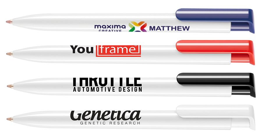 Anti-microbial Branded Pen