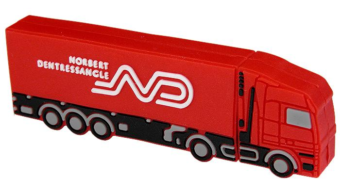 Bespoke USB Stick Lorry