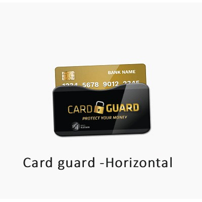 Branded RFID Blocking Cards & Wallets horizontal format