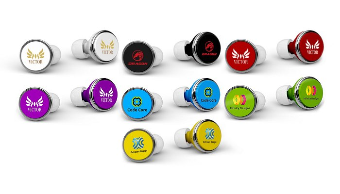 Bluetooth Earbuds standard colour range