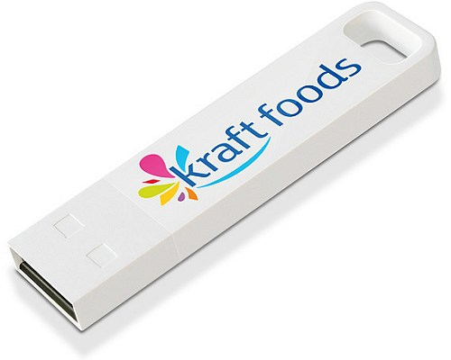 Compact USB Stick White