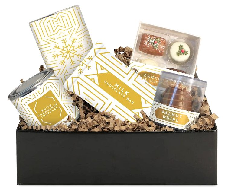 Corporate Gift Chocolate Hamper Mid Size