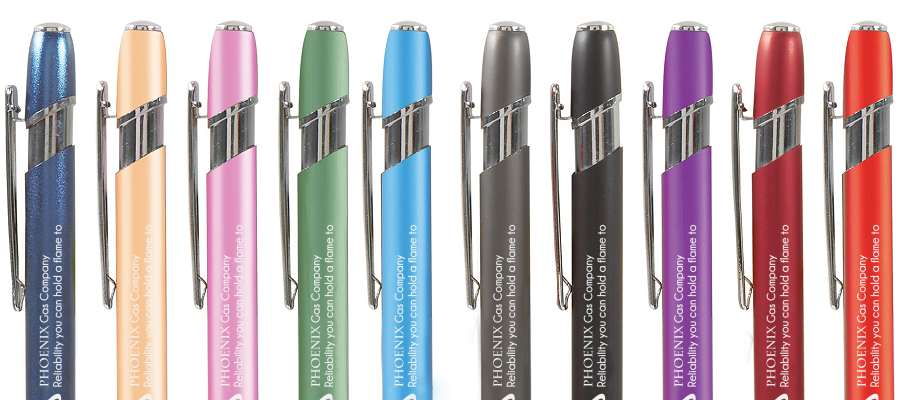 Corporate Gifts Pen and Stylus pen tops