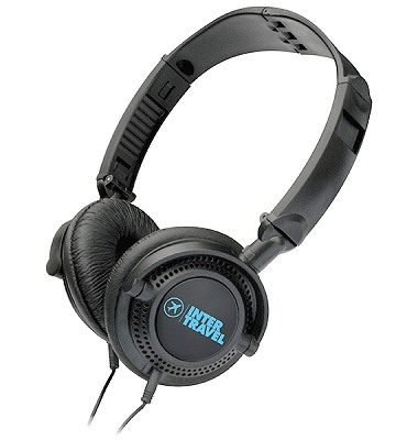 Custom Branded Headphones DJ Style