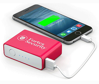 External Charger Battery Promotional Gift
