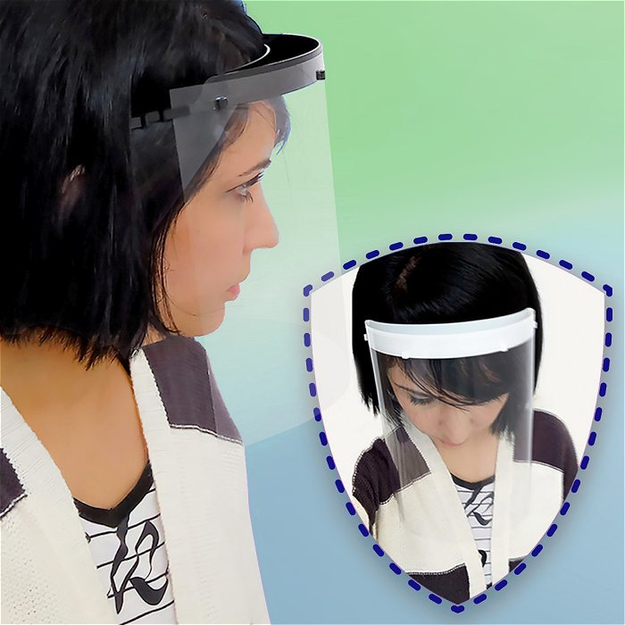 Face Visor Protective Shields