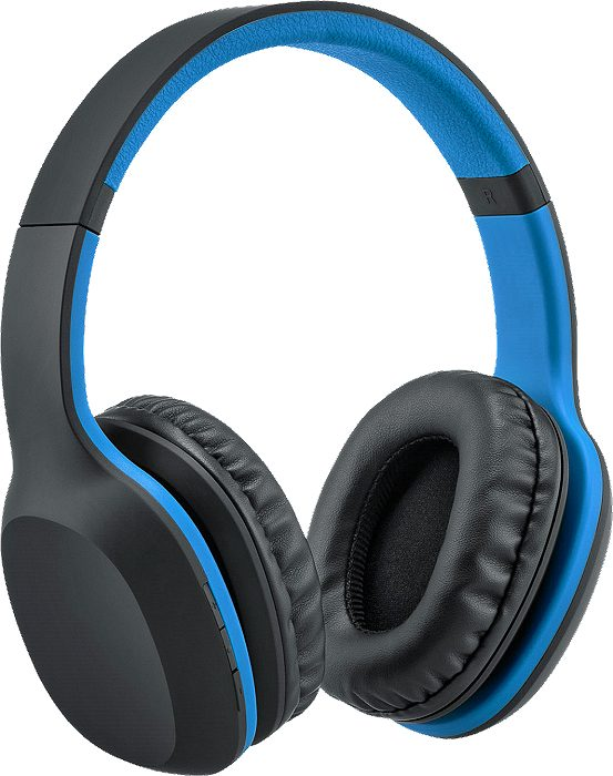 Company Branded Headphones Hi Colour Blue