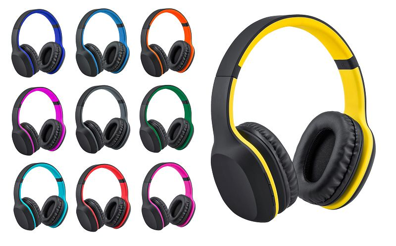 Company Branded Headphones Hi Colour
