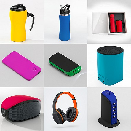 Hi-colour promotional products