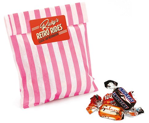 Logo Candy Bags Celebrations