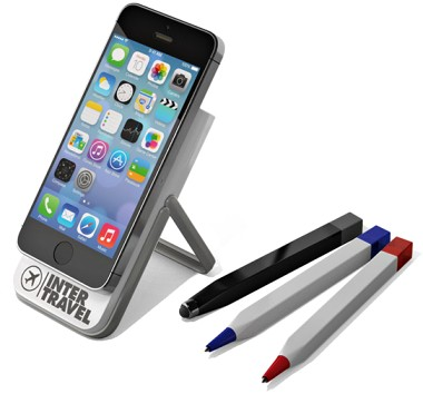 Logo Phone Stand Mobile Office