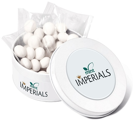 Mint Favours - Mint Imperials Treat Tin