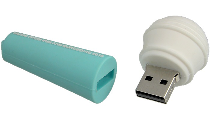 how to download music to usb stick