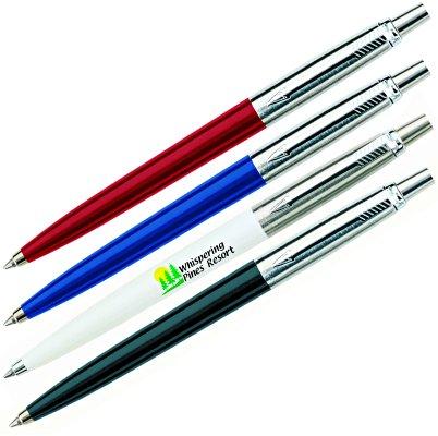 Parker Jotter ball-point pens branded as a bulk buy