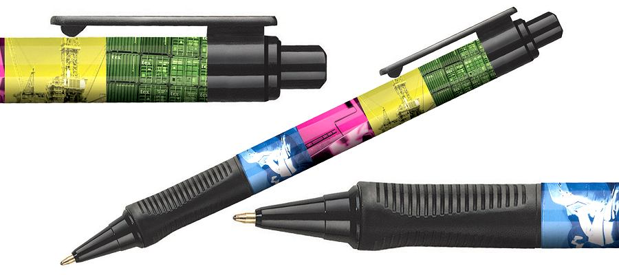 Photo Quality Print Promotional Pens