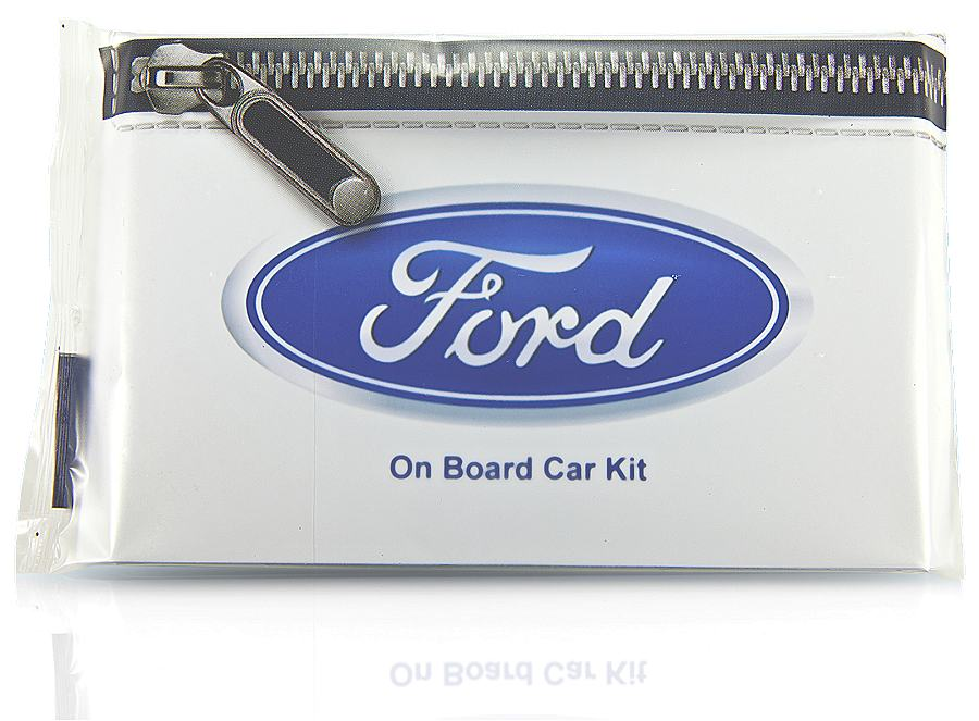 Ford Printed Hygiene Packs