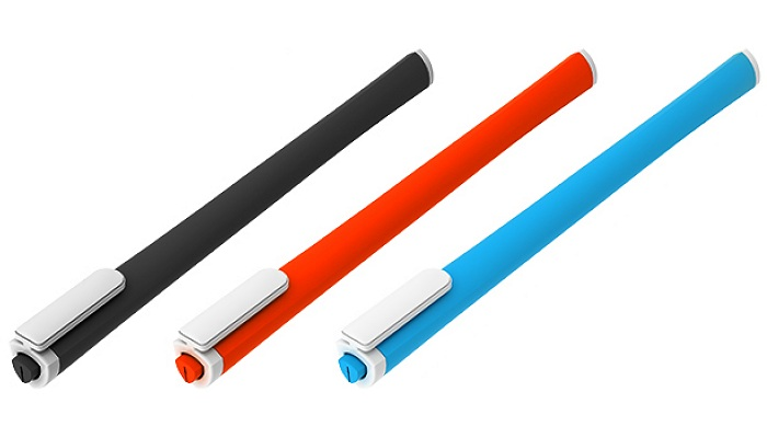 Cable Manager Pulli™ in black, red and blue