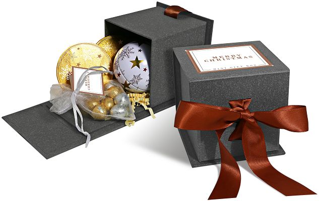 Promotional Mini Christmas Chocolate Gift Box