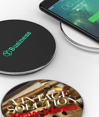 Express QI Wireless Chargers examples