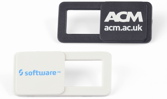 Branded & Promotional Webcam Covers