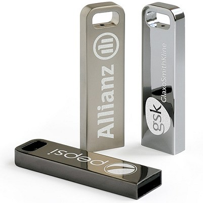 Small Metal USB Drive