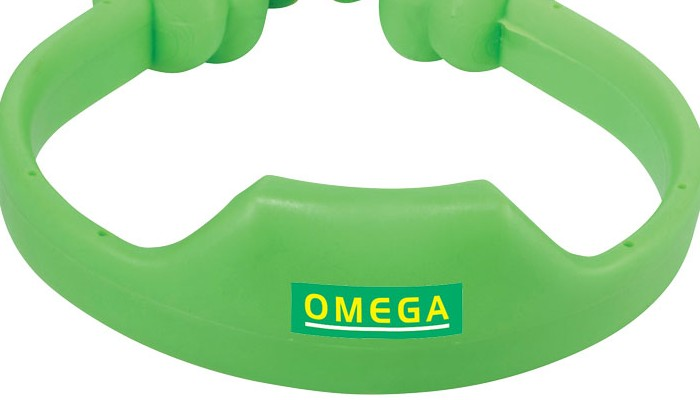 Logo branded Thumbs Up media holder